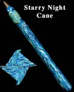 Starry Night Cane